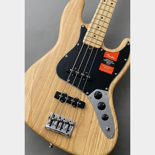 Fender USA American Professional Jazz Bass -NAT/M-【NEW】