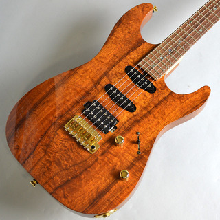 T's Guitars DST-22/30th/Koa (S/N:031169)