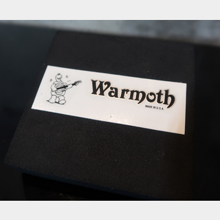 WARMOTH Head Logo Sticker