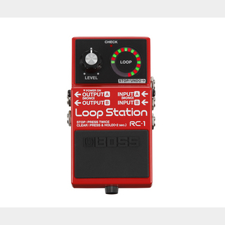 BOSS BOSS / RC-1 Loop Station [ルーパー]【名古屋栄店】