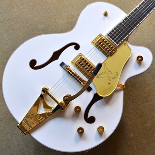 Gretsch G6136T-WHT Players Edition Falcon #JT19104221 【3.76kg】【エボニー指板】【送料無料】