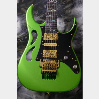 "Ibanez PIA3761 ""Paradise in Art"" EVG (Envy Green)【STEVE VAI Signature 】少数限定生産品"
