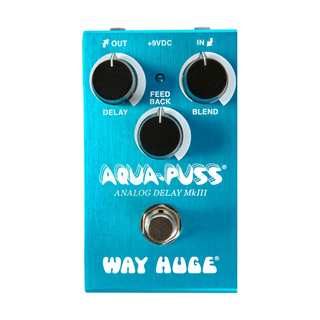 Way Huge WM71 Small AQUA PUSS ANALOG DELAY【御茶ノ水本店】