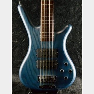 Warwick【新生活応援フェア!!】RockBass Corvette $$ 5st -Oean Blue Transparent Satin-