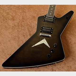 DEAN Z 79 FLAME TOP 【TRANS BLACK】【新春キャンペーン!!ギター弦1年分プレゼント!!】