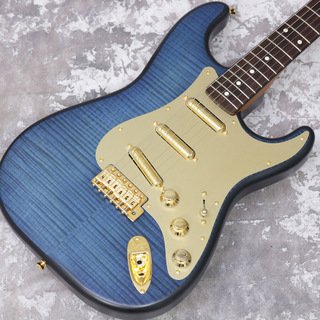 Fender 2020 Made in Japan Limited Collection Stratocaster Indigo Dye 【15本生産限定モデル】【池袋店】