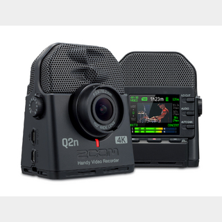 ZOOM Q2N-4K Handy Video Recorder 【未開封品 即納できます!】
