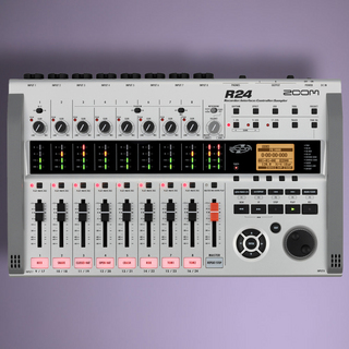 ZOOM R24【Recorder】【Interface】【Controller】【Sampler】【MTR】