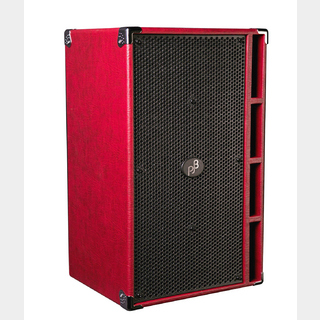 Phil Jones Bass Compact 8 (C8/800W/4Ω) [Speaker Cabinet] (Red)