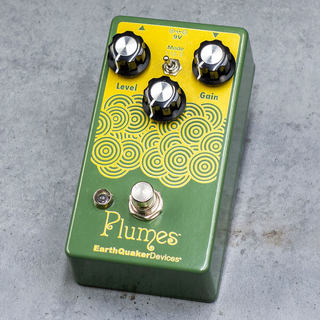 Earth Quaker Devices Plumes Small Signal Shredder【大人気TS系オーバードライブ!!】【即納可能】
