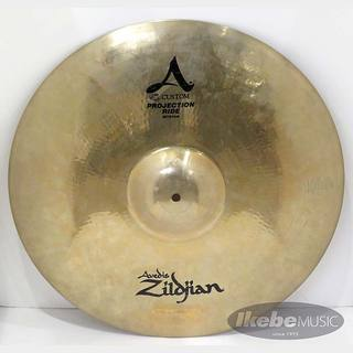 "Zildjian A Custom Projection Ride 20"" [2835g]【中古品】"