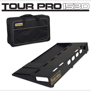 Friedman TOUR PRO 1530 [Pedal Board(L) & Carry Bag] 【お取り寄せ品。ご予約受付中!】