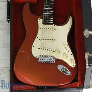 Fender Stratocaster Candy Apple Red 1972年製