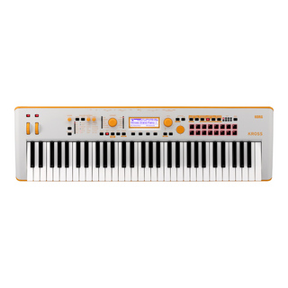 KORG KROSS2-61 Special Edition Gray-Orange【1台限定箱ボロ特価】
