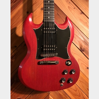 Gibson SG SPECIAL FADED WORN CHERRY 2003