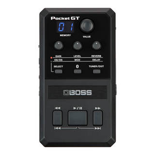 BOSS Pocket GT 10/21入荷