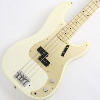 Fender American Vintage 58 Precision Bass White Blonde