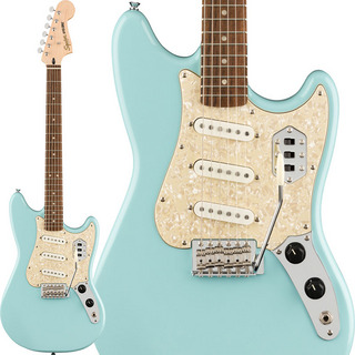 Squier by Fender Paranormal Cyclone (Daphne Blue)