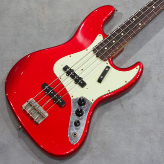 Fullertone GuitarsJAY-BEE 60 Soft Rusted Candy Apple Red #1906300