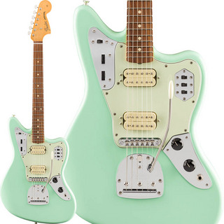 Fender MexicoVintera '60s Jaguar Modified HH (Surf Green) [Made In Mexico]