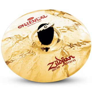 "Zildjian FX Oriental Trash Splash 9"" スプラッシュシンバル"