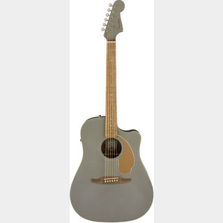fender acoustic Redondo Player Walnut Fingerboard Slate Satin アコギ エレアコ 【WEBSHOP】
