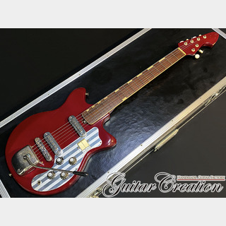 Teisco MJ-2L 1965年製【SERVICE PRICE】RED COLOR 2.62kg