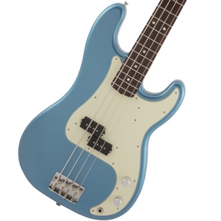 Fender Japan 2020 Collection Made in Japan Traditional 60s Precision Bass Lake Placid Blue
