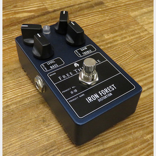Free The Tone Iron Forst Distortion IF-1D