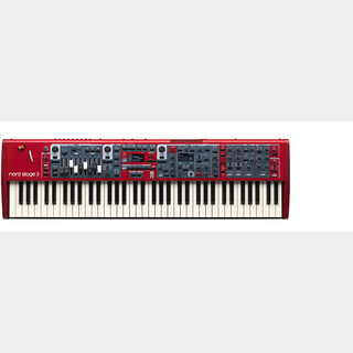 CLAVIA Nord Stage 3 Compact【1台限定・再生品アウトレット超特価!】【令和元年!決算大激売2019】【代引不可】