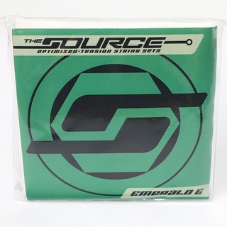 THE STRING SOURCEEMERALD 6 STANDARD (11-54)