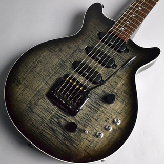 Kz Guitar Works 【デジマガ掲載個体】 Kz One Standard 3S23 Kahler Figured Maple Trans Black Burst