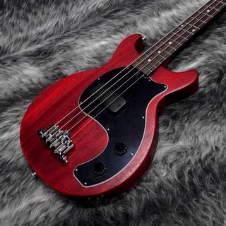 Gibson Les Paul Junior Tribute DC Bass Worn Cherry