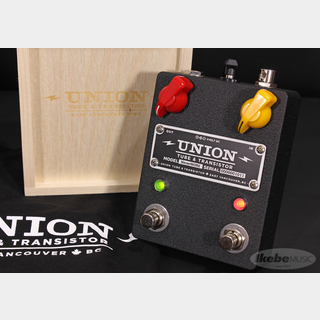 UNION TUBE&TRANSISTOR NeverMORE [2-Clean Booster]