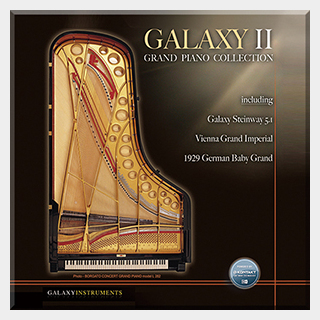 best service 【SALE】GALAXY II GRAND PIANO