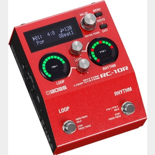 BOSS RC-10R Rhythm Loop Station 【福岡パルコ店】