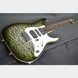 SCHECTER SD-DX-24-AS-FXD BKNS/R