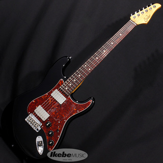 Suhr(正規輸入品) J Select Series Classic S HH Thornbucker (Black/Rosewood) 【SN.JS7F3H】