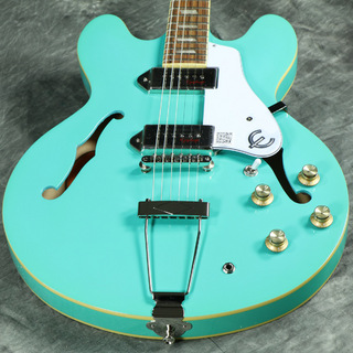 Epiphone Limited Edition Casino Turquoise 【WEBSHOP】
