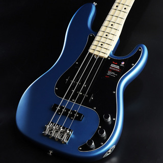 Fender American Performer Precision Bass Satin Lake Placid Blue【S/N:US19013942】【心斎橋店】