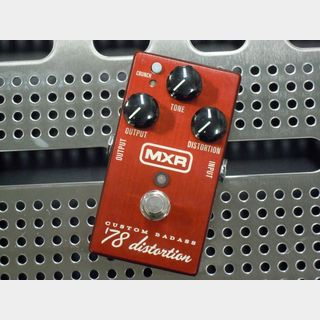 MXR M78 Custom Badass '78 Distortion【駅前店】