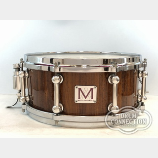 "Meliti Acoustic Drums 【長期展示品特価!!!】-Stave Shell- Cocobolo Custom 13""×5.75""【送料無料】"