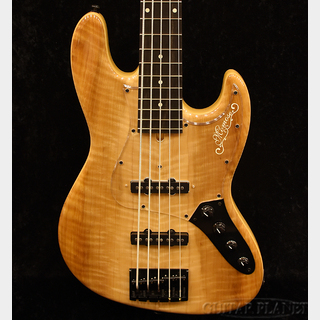 momose 【月末ギタバSALE!】MJ・Five-EWC/AC-SP18 FTB/E -CN-【Special Collections】【5-strings】