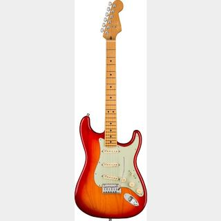 Fender American Ultra Stratocaster Maple / Plasma Red Burst ★週替わりセール!10日まで★