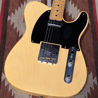 Fender Custom Shop 1952 Telecaster Journeyman Relic Aged Nocaster Blonde 【御茶ノ水FINEST_GUITARS】