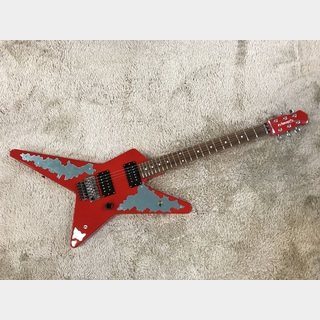 EDWARDS E-RS-145G/R Red Akira Takasaki Signature【アウトレット特価】【日本製】