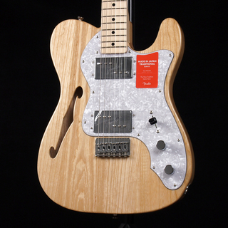 Fender Made in Japan Traditional 70s Telecaster Thinline Natural