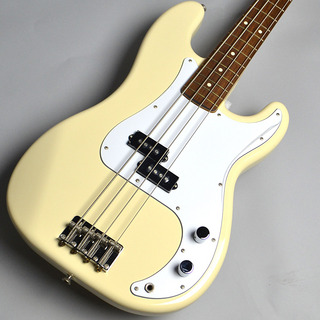Fender Japan Precision Bass PB-STD vintage white