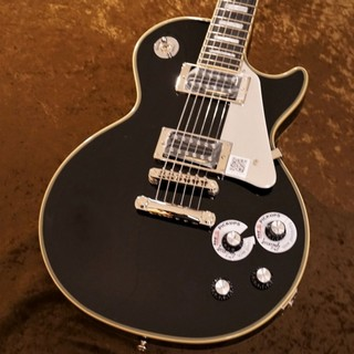 Epiphone 【デジマート限定特価1本のみ】 Limited Edition '78 Les Paul Classic Chrome PRO Ebony【G-CLUB TOKYO】