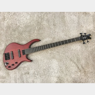 Epiphone Toby Deluxe IV Bass Trans Red 【本数限定特価】